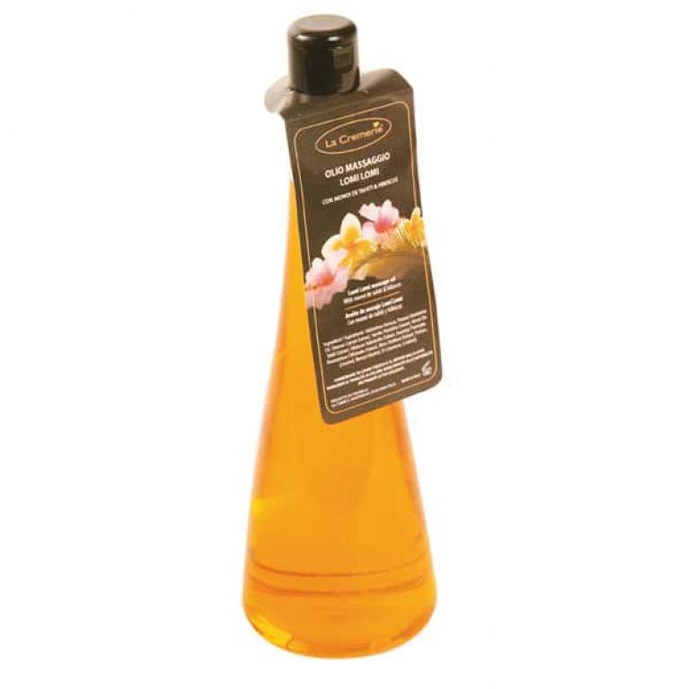 olio massaggio lomi