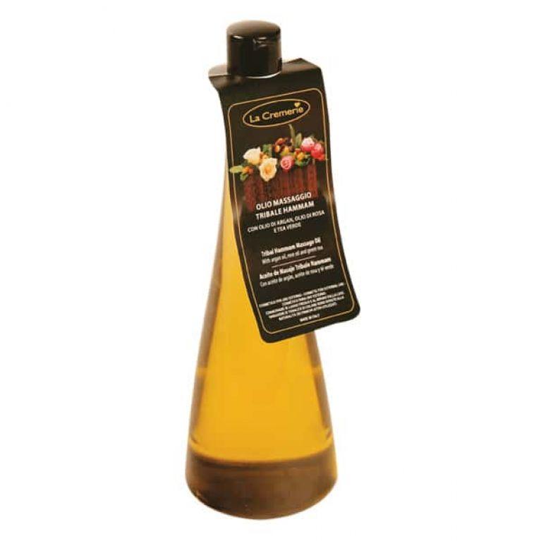 olio massaggio tribale