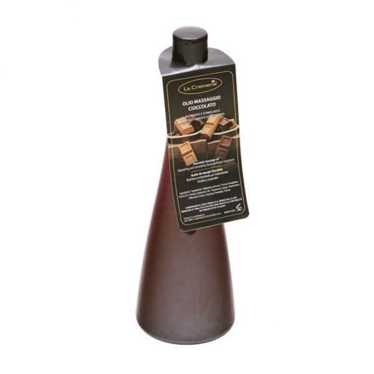 olio cioccolato