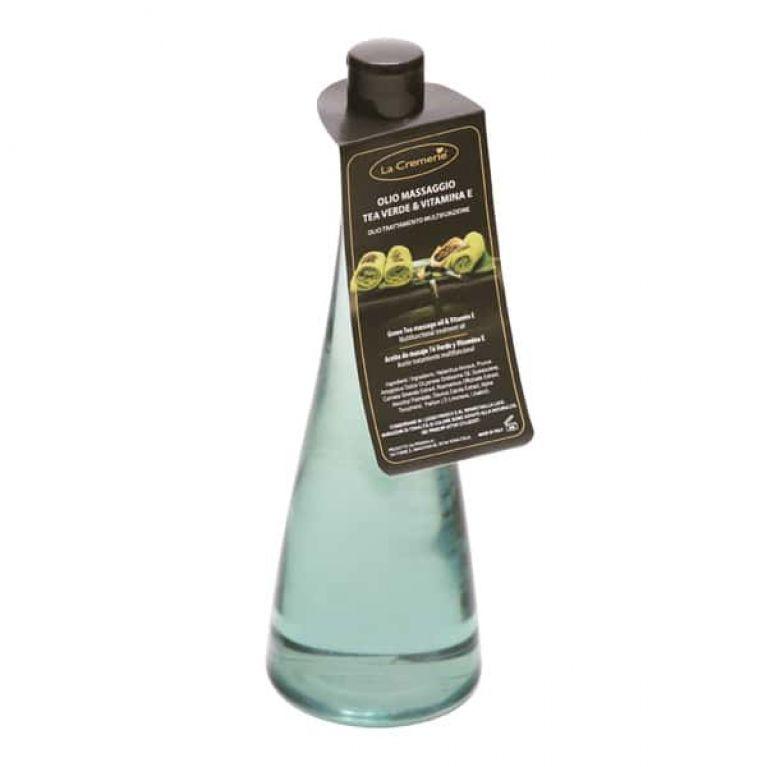 olio massaggio tea verde
