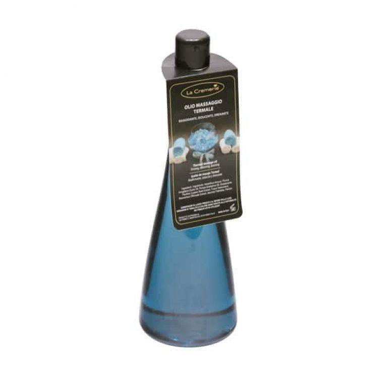 olio massaggio termale